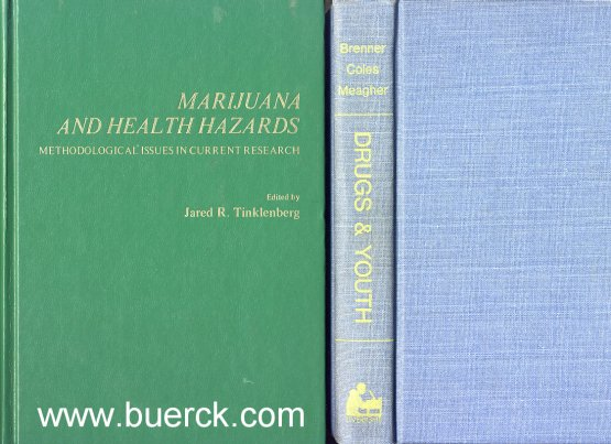 Marijuana and health hazards: methodological issues in current research