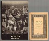 Hager, Werner: Münster in Westfalen. Mit 84 Bildtafeln und Abbildungen im Text. 2. Auflage. Dazu eine Beigabe.