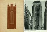 Norddeutsche Backsteindome. Aufgenommen von Albert Renger-Patzsch, beschrieben von Werner Burmeister. Mit 128 Bildtafeln.