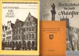 Seiler, Harald: Münster - die alte Stadt. Vergangenheit - Gegenwart. Mit zahlr. Abbildungen. 5. Auflage. Dazu zwei Beigaben.