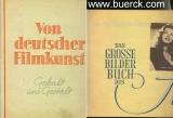 Koch, Heinrich und Heinrich Braune: Von deutscher Filmkunst. Gehalt und Gestalt. Mit zahlr. ganzseitigen Abbildungen. Dazu eine Beigabe.