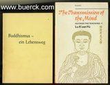 Zernickow, Klaus: Buddhismus - ein Lebensweg. Betrachtungen eines Europäers. Mit Abbildungen im Text. Dazu eine Beigabe.