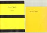 Appelt, Dieter: Uranus. Ausstellungskatalog mit einem Text von Janos Frecot.
