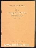 Hummel, Siegbert: Zum ontologischen Problem des Dauismus (Taoismus). Untersuchungen zum Lau Dsi Kapitel 1 und 42.
