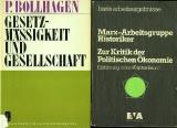 Bollhagen, Peter: Gesetzmäßigkeit und Gesellschaft. Zur Theorie gesellschaftlicher Gesetze.