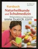 Graf, Stefan und Sylvia Drews: Kursbuch Naturheilkunde und Schulmedizin. Richtig kombinieren, richtig behandeln. Mit zahlreichen farbigen Abbildungen. Dazu eine  Beigabe.